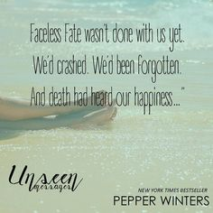 Silence Is Read: #teaser from Unseen Messages by Pepper Winters