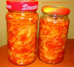 Pickles, Salsa, Mason Jars, Food And Drink, Drinks, Diet, Pickling, Drinking, Beverages