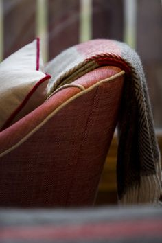 Bespoke upholstery & cushions by KDLoves - shot by harrisonjack