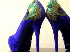already have the purple heels ;)
