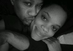 """""""He loves me, flaws and all ... """" --Quiana Johnson"""