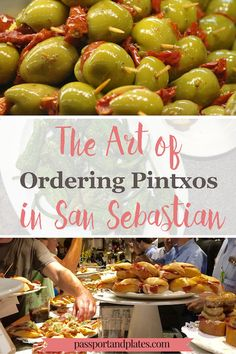 The ultimate guide to finding and ordering the best pintxos in San Sebastian - What are the best pintxos bars in San Sebastian? How do I order pintxos? Where the best pintxos in San Sebastian? Check out these tips on how to navigate a pintxos bar like a pro - and see which restaurants you have to try when visiting San Sebastian, Spain! Click to read!   #SanSebastian #Pintxos #SanSebastianPintxos #FoodieTravel #Spain #SpainTravel #BestPintxos #EuropeTravel