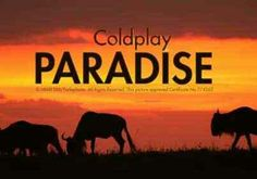 #Coldplay - Paradise