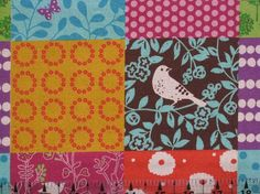 Echino Fabric by Etsuko Furuya