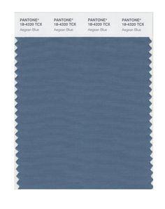 BUY Pantone Smart Swatch 18-4320 Agean Blue