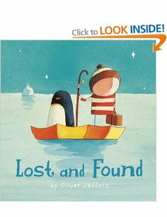 Lost and Found: Amazon.co.uk: Oliver Jeffers: Books
