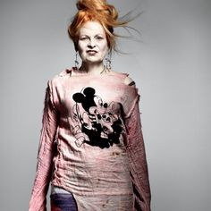 INTERVIEW JULY 2012: FASHION  Vivienne Westwood  Photography by Craig Mcdean