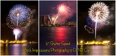 Four 4th of July Fireworks Photography Tips!