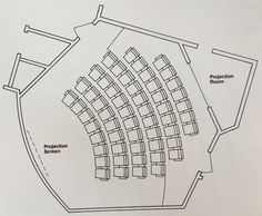 This Auditorium Seating Layout and Dimensions will give seating layout examples, and teach theater seat dimensions, seat widths, row spacing, & more!