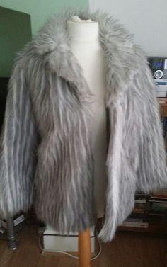 vintage 1980s faux fur coat in Clothes, Shoes & Accessories, Vintage Clothing & Accessories, Women's Vintage Clothing   eBay!