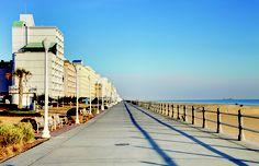 Virginia Beach Boardwalk