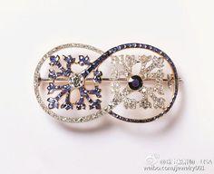 Are Deco裝飾藝術風格,昇華珠寶之美- 長微博