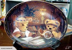 'Bear Voyant' by Sue Willis