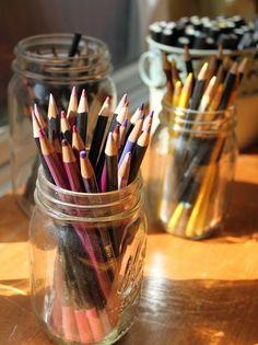 10 de bricolaje Ideas portalápices creativas útiles