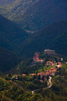 Calice al Cornoviglio, Liguria, Italy