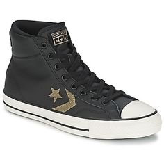 Converse STAR PLAYER SEASON in leather, Fall Collection now @spartoouk