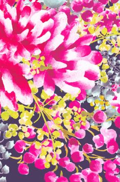 jane bridges is a freelance designer based in yorkshire, designing under the name patternhouse. jane's signature style brings florals up to date by translating inky, colourful paintings and drawings into lively, contemporary art-based patterns.