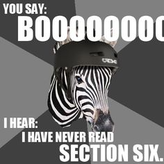 … seriously, people, read the rules.  zebra suggestion via 'dolemout'caption via FYRDZ