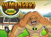 Ben 10 Humongous Run | HiG Juegos - Free Games Online