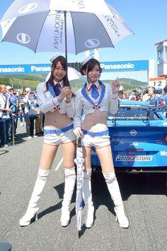 SUPER GT 第2戦 富士 宮越愛恵ちゃん|たっくんのブログ