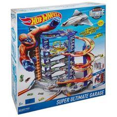 Hot Wheels Super Ultimate Garage Porsche, Copper Gifts, Ultimate Garage, Jet Plane, Imaginative Play, Creative Kids, Car Wash, Kids Christmas, Problem Solving