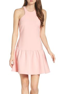 Free shipping and returns on Likely Leila Drop Waist Dress at Nordstrom.com. Whether you are heading to brunch or to a special event, this versatile dress with cutaway shoulders and a dropped waist adds fun flare wherever you go.