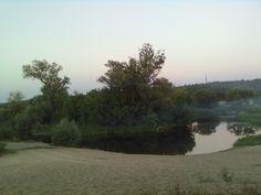 річка Ірпінь, пляж, місто Ірпінь