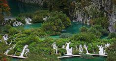 2012/8/24:クロアチア、プリトヴィツェ湖群国立公園