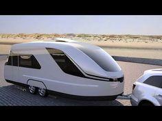Lanzan la casa rodante del futuro - YouTube