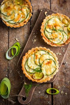 Leek, Courgette and Cheddar tart with polenta pastry - Liz Earle Wellbeing
