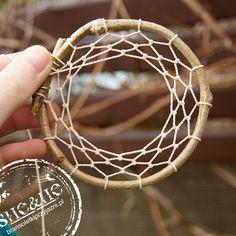 hand made natural dreamcatcher :) diy boho