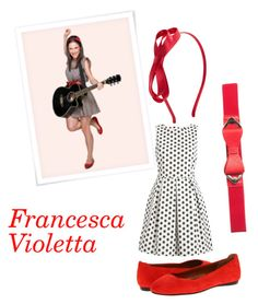 Designer Clothes, Shoes & Bags for Women Violetta Outfits, Violetta Disney, Calvin Klein Collection, School Outfits, Dream Dress, Tween, Dress Up, Summer Dresses, Womens Fashion