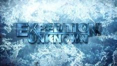 "TV-Show ""Expedition Unknown (Expedition ins Unbekannte)"" Rocky Mountains, Expedition Unknown, Paranormal, Tv Shows, Channel, Neon Signs"
