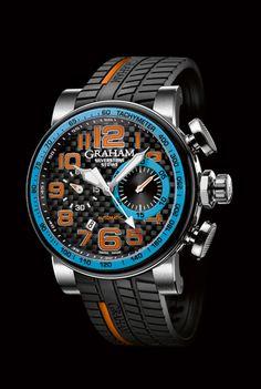 Graham-London podría decir que es mi reloj imposible inalcanzable de mis sueños