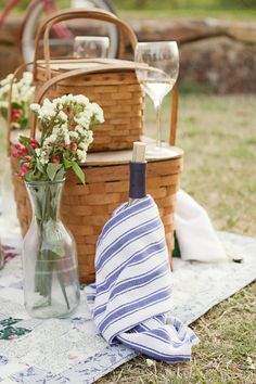 Perfect Picnic Baskets