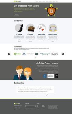 Flat UI and website design. Responsive website design and layout, beautiful UI and UX, created for one of our clients. Looking for a clean website design portfolio? Checkout www.dx2.rocks.