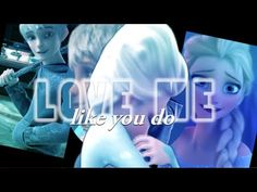 Part 9 Love Me Like you Do mep part Love Me Like, True Love, Love Him, All Disney Movies, Frozen Love, Jack Frost And Elsa, Harry Potter, Youtube S, How To Make Comics