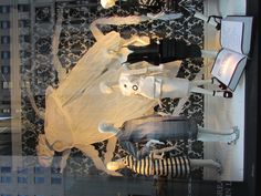 Bergdorf Goodman windows - Metamorphosis