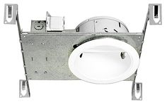 """Horizontal Compact 6"""" Recessed Housing"""