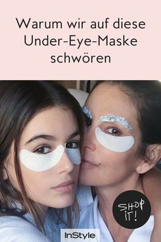 Deshalb ist die Under-Eye-Maske von Shiseido unser heiliger Gral Too little sleep, too much coffee - and we already have nasty dark circles. The holy grail, on the other hand: the under-eye mask from Natural Hair Mask, Natural Hair Styles, Natural Beauty, Under Eye Mask, How To Grow Eyebrows, Shiseido, Beauty Routines, Hair Loss, Whitening