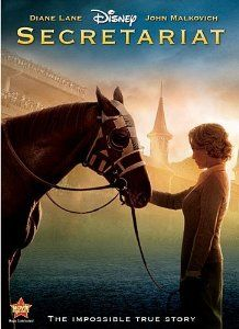 Secretariat.  Penny Chenery Tweedy and colleagues guide her long-shot but precocious stallion to set, in 1973, the unbeaten record for winning the Triple Crown.  Starring Diane Lane and John Malkovich