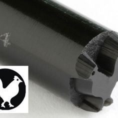 KS-024-Rooster 10 mm acrylic stamp by  Kor Tools.