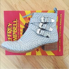 Jeffrey Campbell booties Size 9.5 - purchased from LF Jeffrey Campbell Shoes Ankle Boots & Booties