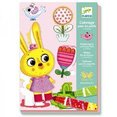 Djeco Kreativset Malset 4 Jahreszeiten für kleine Kinder 3 - 6 Jahre - Bonuspunkte sammeln, auf Rechnung bestellen, DHL Blitzlieferung!