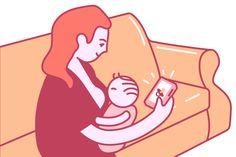 Eles controlam detalhes das mamadas e até criam gráficos para você acompanhar a evolução do bebê. Viva a tecnologia!