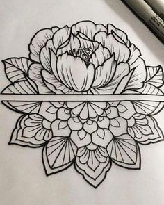 mandala design tattoo - My list of the most creative tattoo models Half Sleeve Tattoos Lower Arm, Half Sleeve Tattoos Color, Half Sleeve Tattoos Drawings, Unique Half Sleeve Tattoos, Half Sleeve Tattoos Designs, Full Sleeve Tattoos, Color Tattoo, Mandala Tattoo Schulter, Dotwork Tattoo Mandala