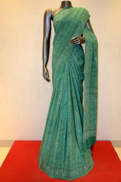 Pure Crepe Silk Saree Product Code: AB207078 Online Shopping: http://www.janardhanasilk.com/index.php?route=product/product&search=AB207078&description=true&product_id=4224