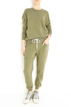 Cotton Color: Beat Up Army Patch pockets Gathered ankle Drawstring waist Model is and wears a size Army Patches, Ladies Boutique, Drawstring Waist, Khaki Pants, Sweatpants, Sweatshirts, Swimwear, Model, How To Wear