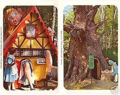 Storytown, USA - Alice In Wonderland