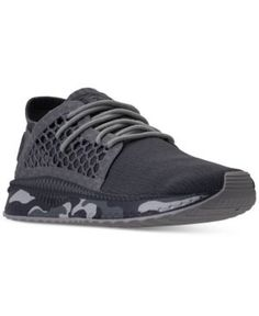 ab63e1411ee Puma Men s TSUGI Netfit Camo Evoknit Casual Sneakers from Finish Line Men -  Finish Line Athletic Shoes - Macy s